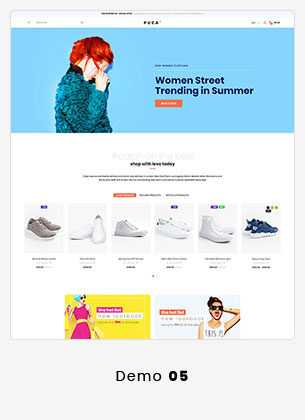 Puca - Optimized Mobile WooCommerce Theme - 17