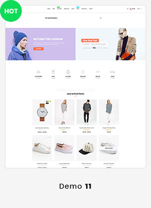 Puca - Optimized Mobile WooCommerce Theme - 23