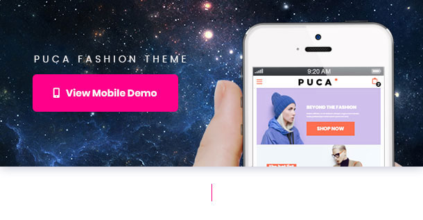 Puca - Optimized Mobile WooCommerce Theme - 27