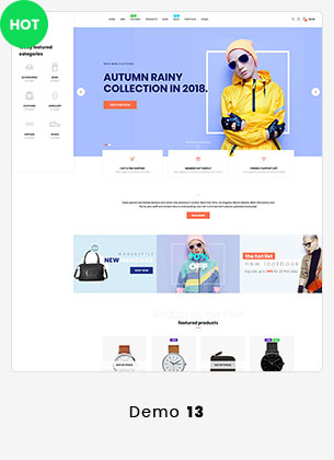 Puca - Optimized Mobile WooCommerce Theme - 25