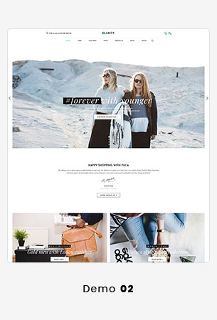 Puca - Optimized Mobile WooCommerce Theme - 30