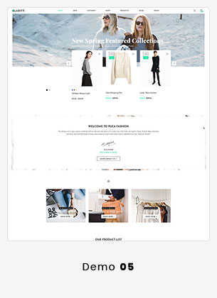 Puca - Optimized Mobile WooCommerce Theme - 33