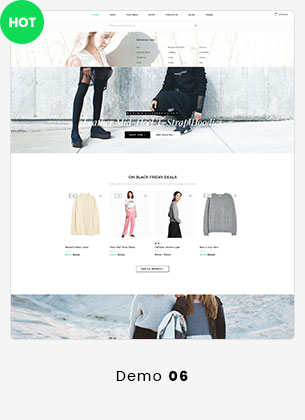 Puca - Optimized Mobile WooCommerce Theme - 34
