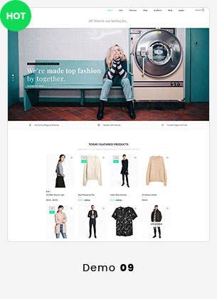 Puca - Optimized Mobile WooCommerce Theme - 37
