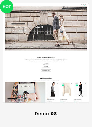 Puca - Optimized Mobile WooCommerce Theme - 36