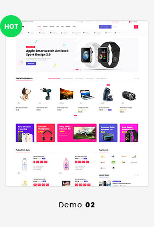Puca - Optimized Mobile WooCommerce Theme - 42