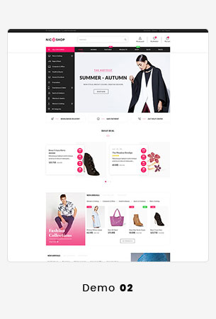 Puca - Optimized Mobile WooCommerce Theme - 48