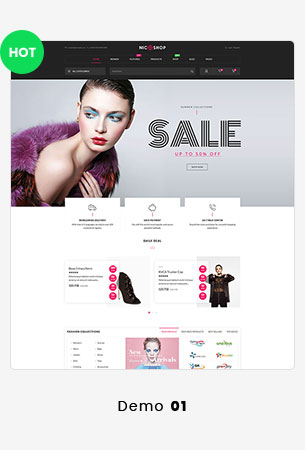 Puca - Optimized Mobile WooCommerce Theme - 47