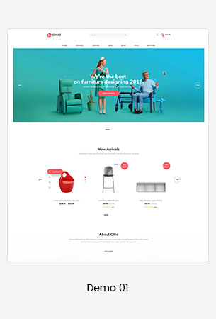 Puca - Optimized Mobile WooCommerce Theme - 55