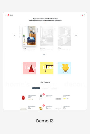 Puca - Optimized Mobile WooCommerce Theme - 67