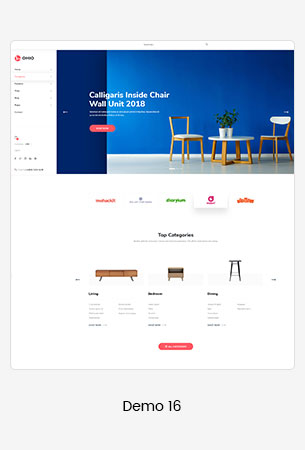 Puca - Optimized Mobile WooCommerce Theme - 70