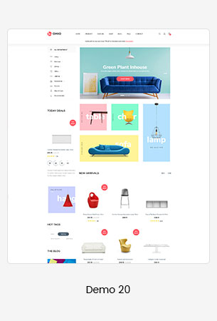 Puca - Optimized Mobile WooCommerce Theme - 74