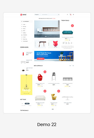 Puca - Optimized Mobile WooCommerce Theme - 76
