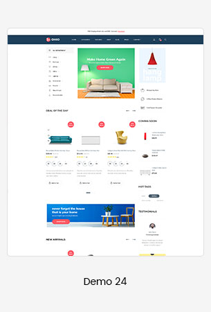 Puca - Optimized Mobile WooCommerce Theme - 78