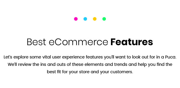 Puca - Optimized Mobile WooCommerce Theme - 82