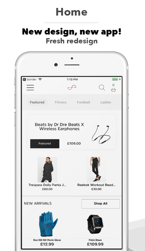 Woocommerce App LabelPRO For Ecommerce Stores Written in Swift 4 Xcode IOS - 7