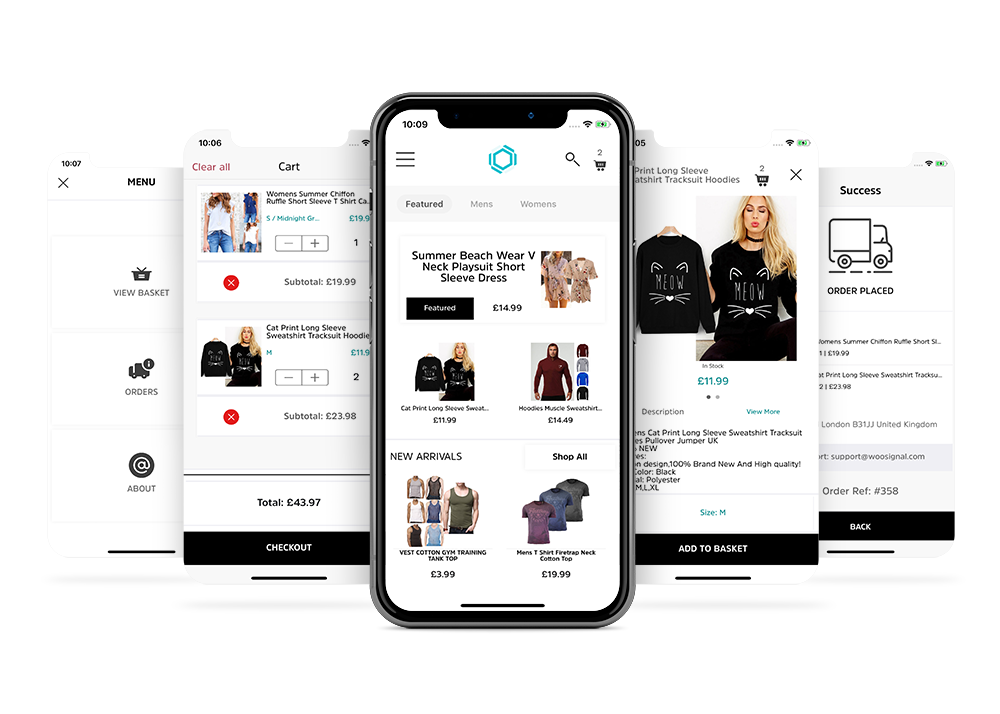 Woocommerce App LabelPRO For Ecommerce Stores Written in Swift 4 Xcode IOS - 1