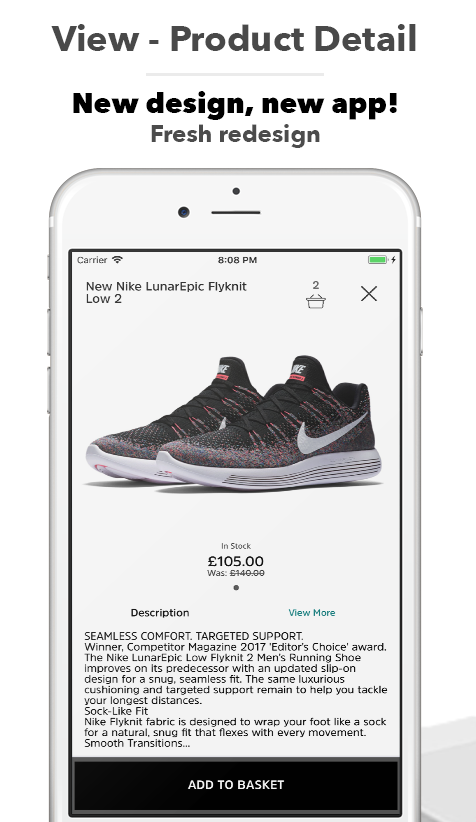 Store App For Woocommerce Shops and Ecommerce Sites - Label PRO Written In Swift XCode - 6