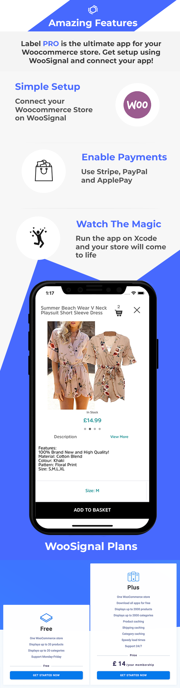 Woocommerce App LabelPRO For Ecommerce Stores Written in Swift 4 Xcode IOS - 5
