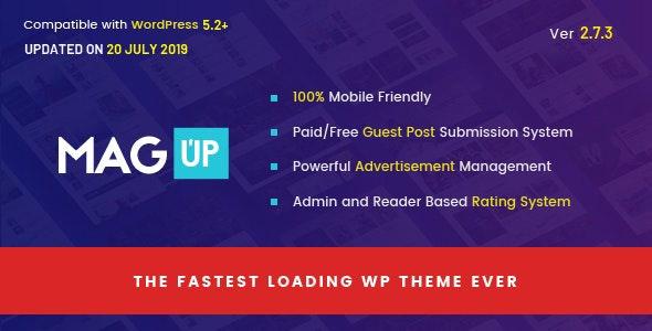 Electric - The WordPress Theme - 19