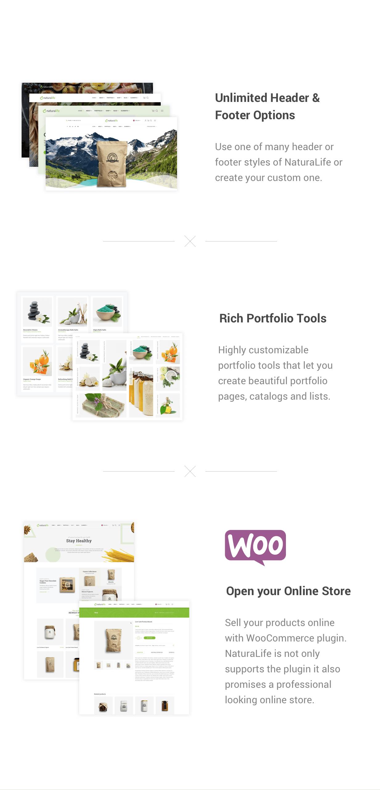 NaturaLife | Health & Organic WordPress Theme - 2