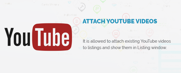 Attach YouTube Videos