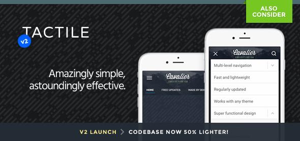Jumbo: A 3-in-1 full-screen menu for WordPress - 2