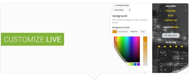 ePix - Fullscreen Photography WordPress Theme - 4