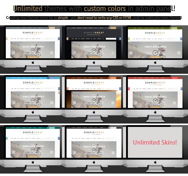 SimpleGreat – Premium Responsive Magento theme! - 8
