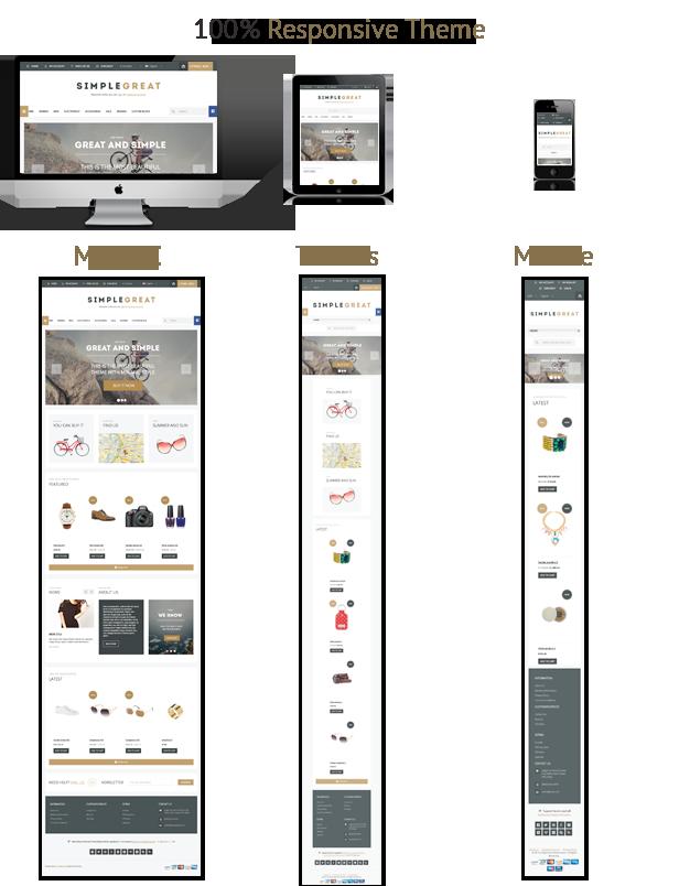SimpleGreat – Premium Responsive Magento theme! - 20