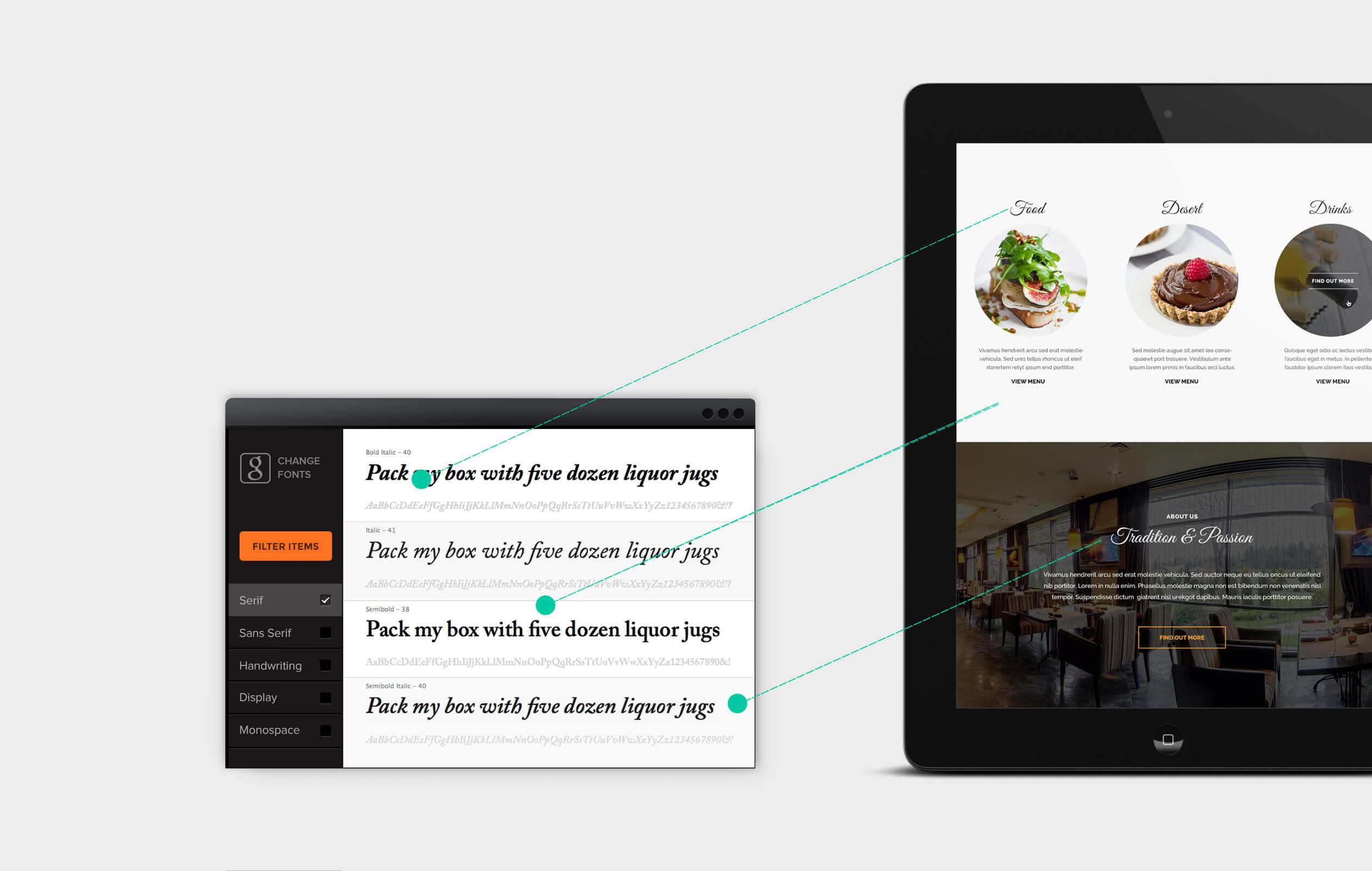 The Flavour - Restaurant WordPress Theme - 8