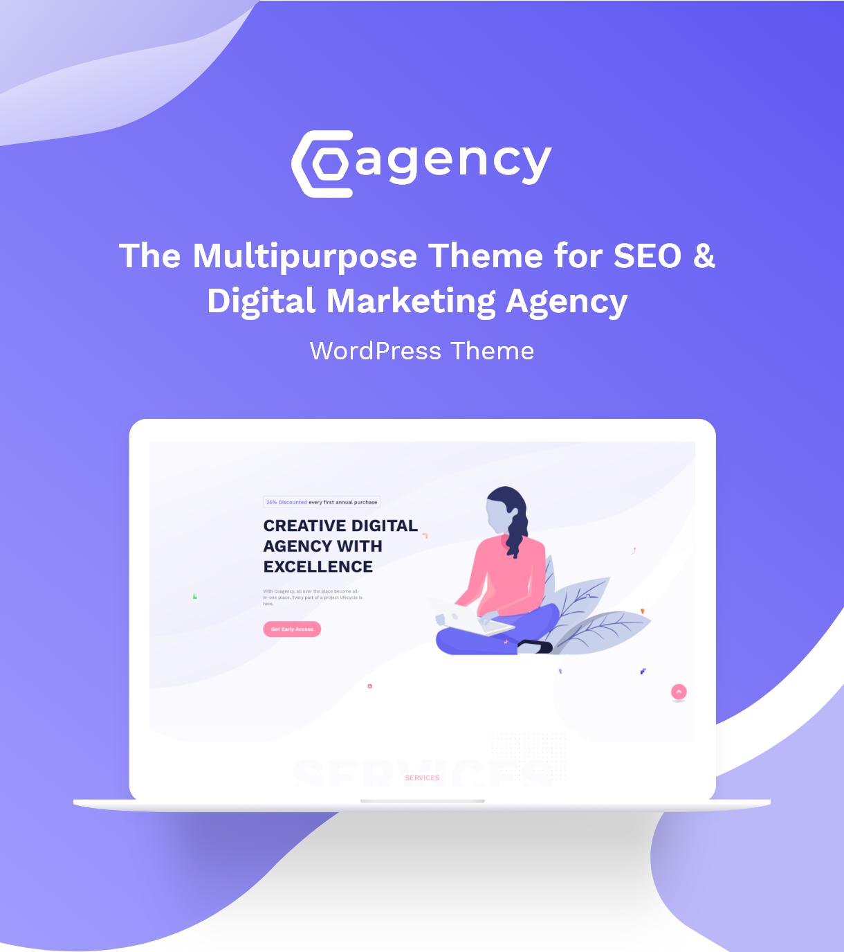 Cogency - Digital Agency Multipurpose WordPress Theme - 2