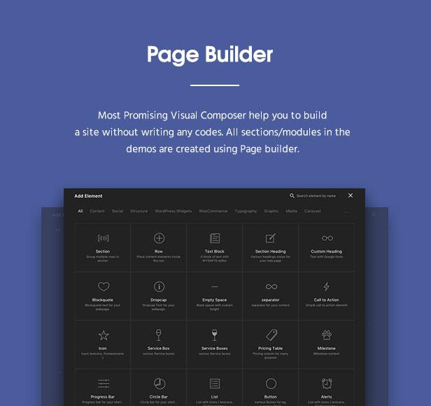 Fortun   Multi-Concept WordPress Theme - 6