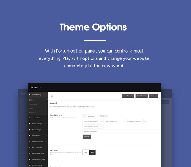 Fortun   Multi-Concept WordPress Theme - 5