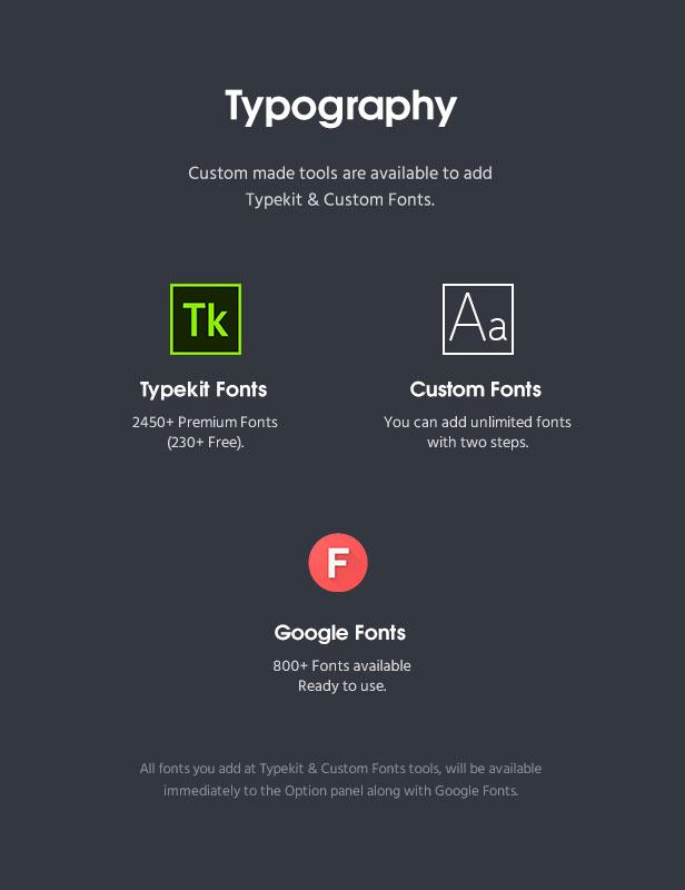 Fortun   Multi-Concept WordPress Theme - 7