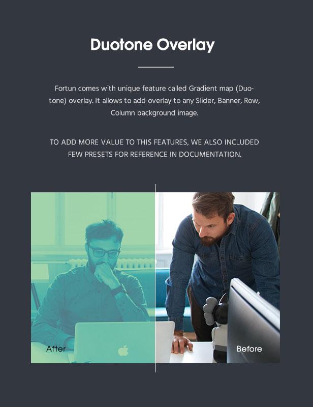 Fortun   Multi-Concept WordPress Theme - 9