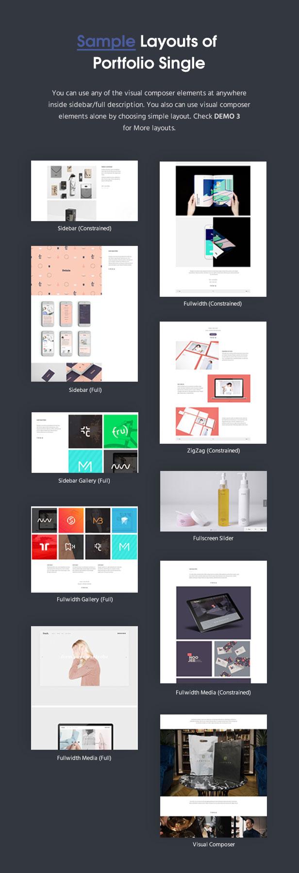 Fortun   Multi-Concept WordPress Theme - 10