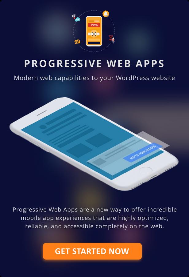 Progressive Web Apps For WordPress - 2