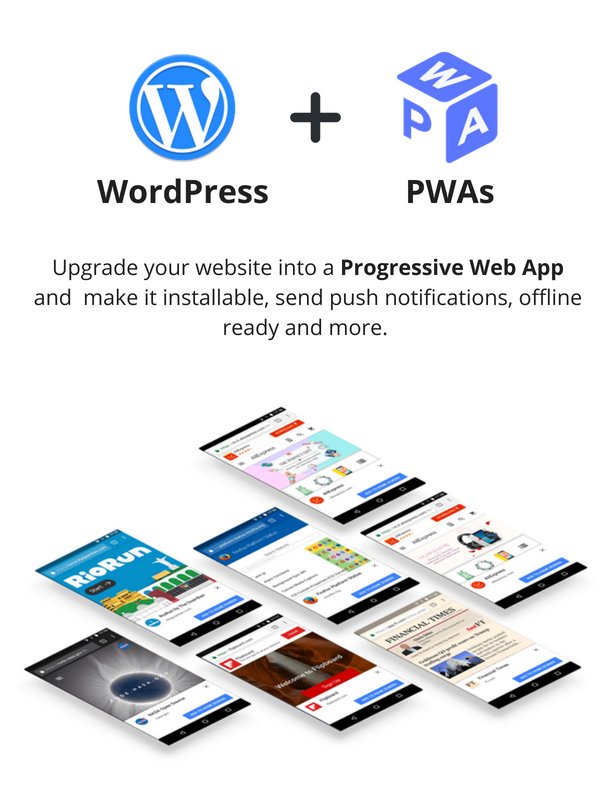 Progressive Web Apps For WordPress - 3