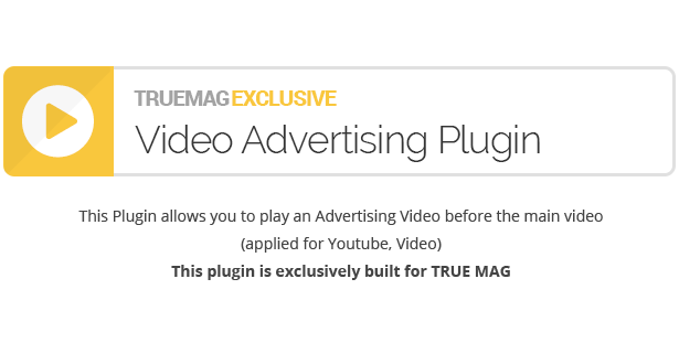 True Mag - WordPress Theme for Video and Magazine - 25
