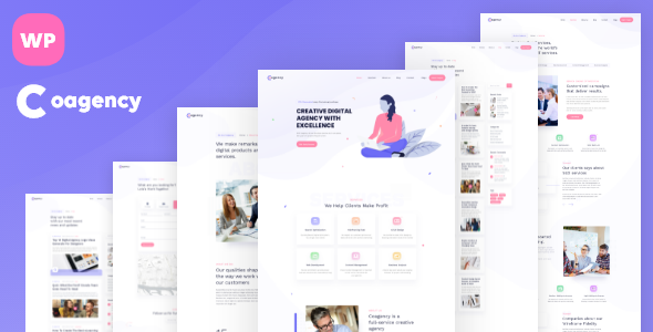 Photo of [Download] Cogency – Digital Agency Multipurpose WordPress Theme