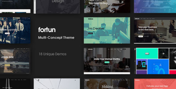 Photo of [Download] Fortun | Multi-Concept WordPress Theme