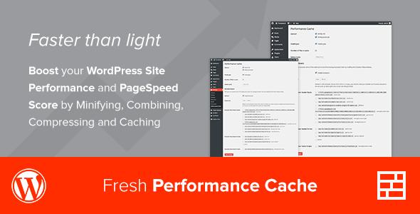 Photo of [Download] Fresh Performance Cache – WordPress Plugin