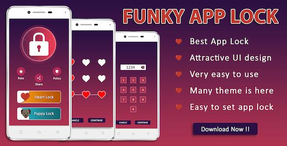 Photo of [Download] Funky Lock Screen APP