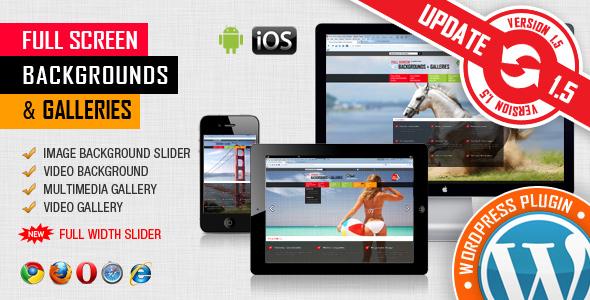 Photo of [Download] Image&Video FullScreen Background WordPress Plugin