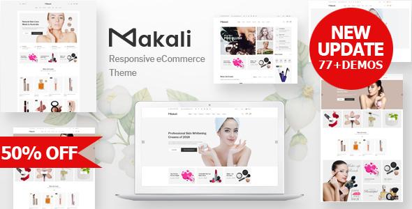Photo of [Download] Makali – Multipurpose Theme for WooCommerce WordPress