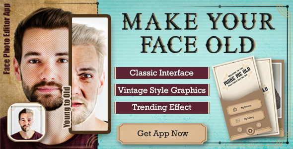 Photo of [Download] Make your face old , face old app