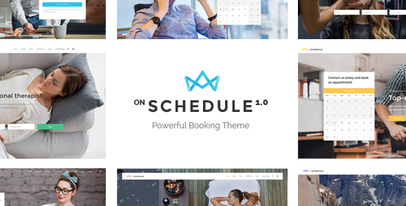 Photo of [Download] OnSchedule – Retail Booking Theme