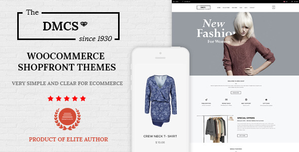Photo of [Download] The DMCS – WooCommerce Theme