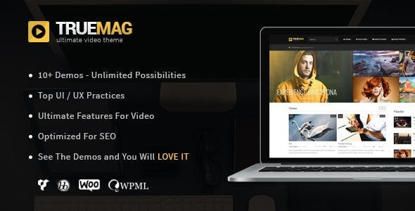 Photo of [Download] True Mag – WordPress Theme for Video and Magazine